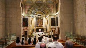 3 Settembre - Celebrazione Eucaristica presso la  Cattedrale di Pozzuoli (NA)